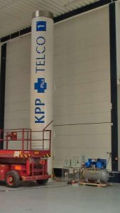 rosch-kinetic-power-plant enkelvoudige buis 100 kW