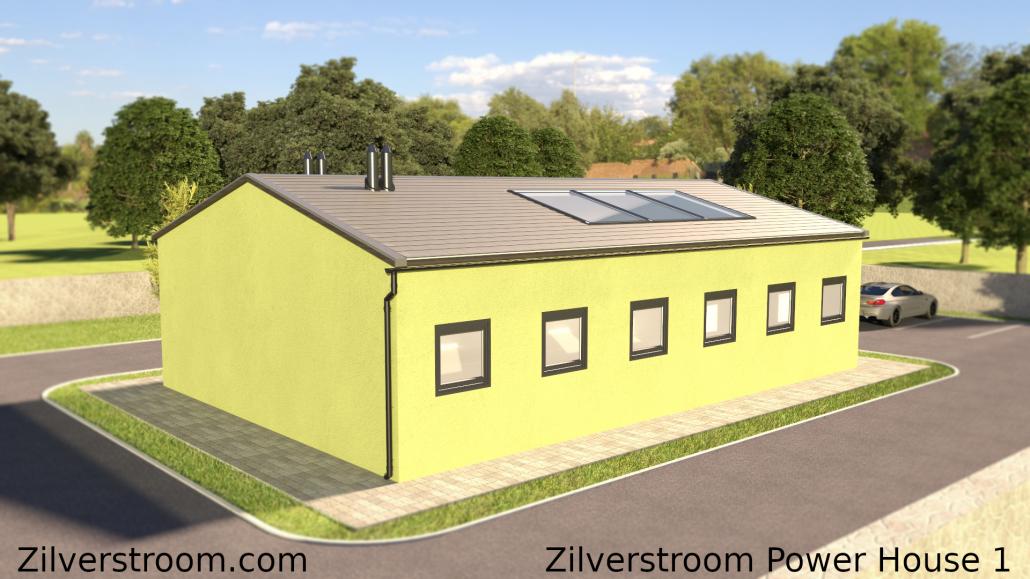 zilverstroom.com 2019 zilverstroom power house 1 back of building