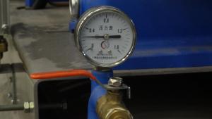 Lucht compressor